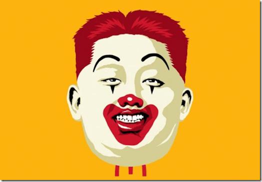 Kim Jong Un - Global Tosser