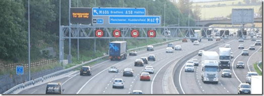 Learners on motorways