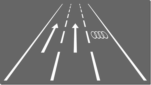 The Audi Lane