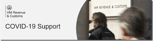 HMRC COVID-19 Support Image