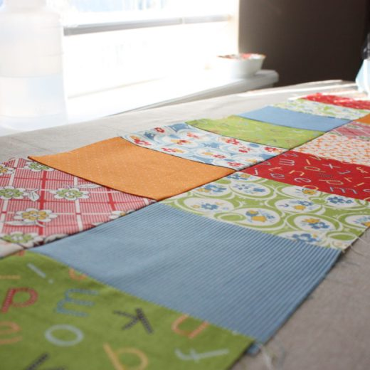 Beginning Quilting 101- how to piece your blocks