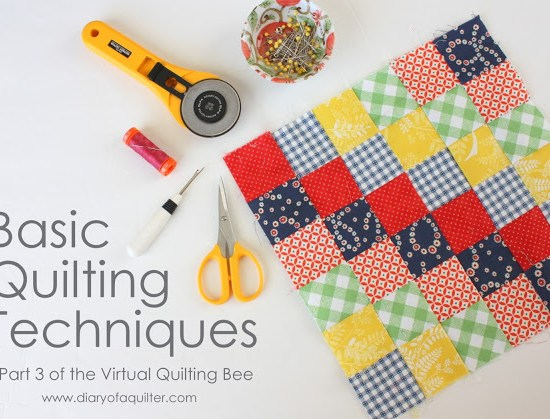 Basic Quilting Supplies : basics of quilting for beginners - Adamdwight.com