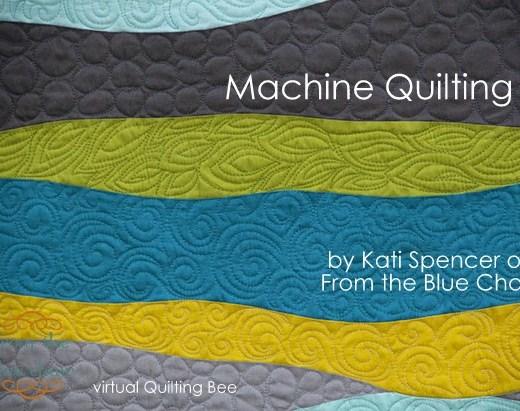Machine-quilting-on-a-home-machine