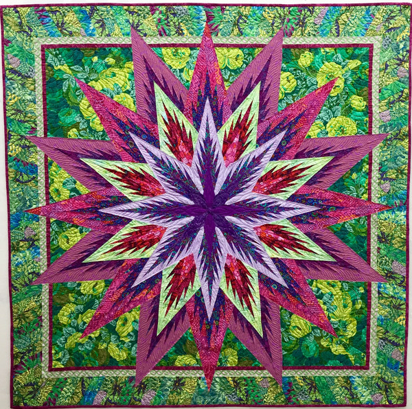 Jackie Kunkel Canton Village Quilt Works
