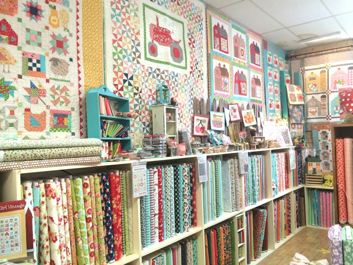 Thimbles and Threads Utah Shop Hop