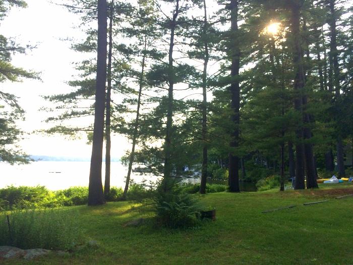 Bow Lake, New Hampshire