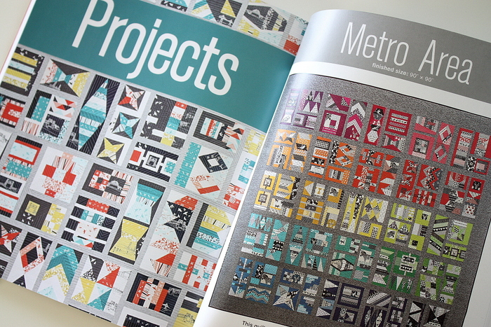 E Hartman Patchwork City Projects