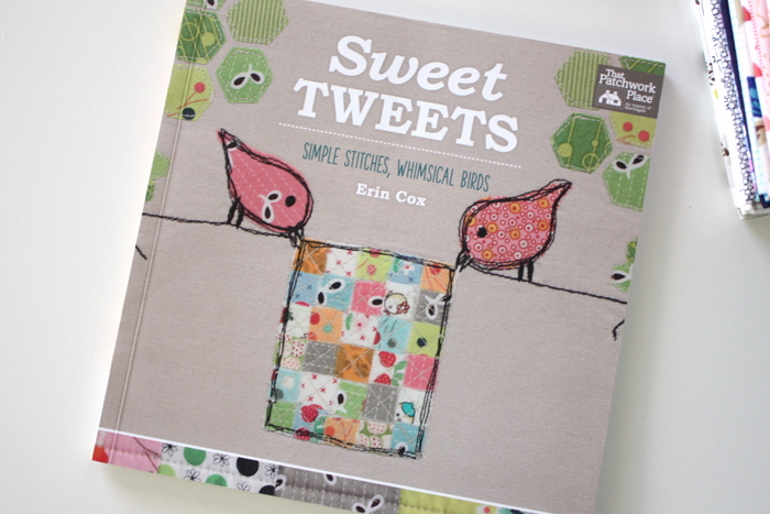 Sweet Tweets bird quilt patterns