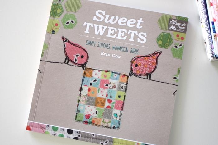 Sweet Tweets bird quilt patterns