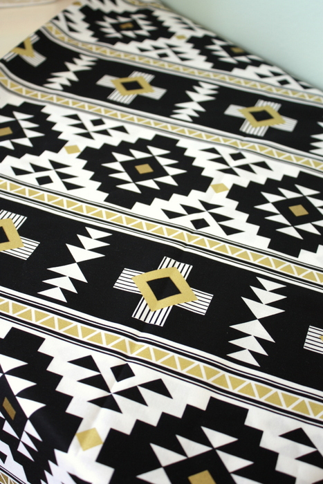 Four Corners Aztec panel