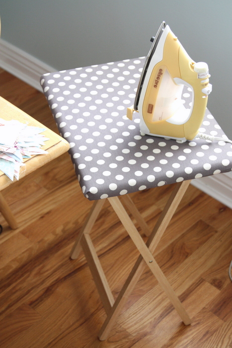 Home Dec fabric Pressing Table
