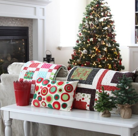 Christmas Quilts by Amy Smart