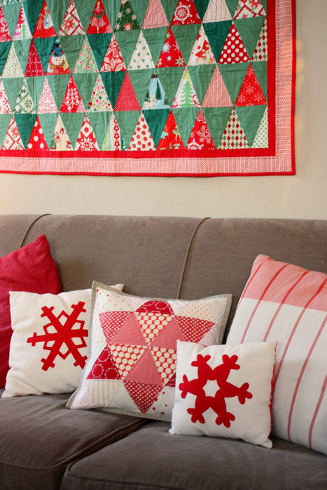 Christmas Sewing Lists - Diary of a Quilter - a quilt blog