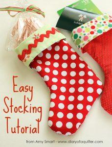 Easy Stocking Tutorial - Beginner Friendly