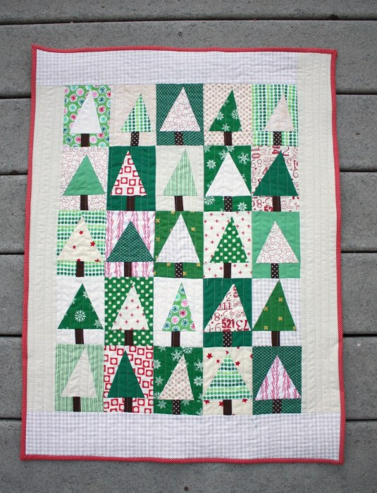 patchwork-christmas-tree-block-quilt-tutorial