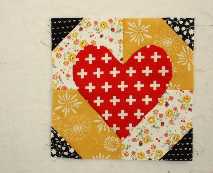 Splendid Sampler first block
