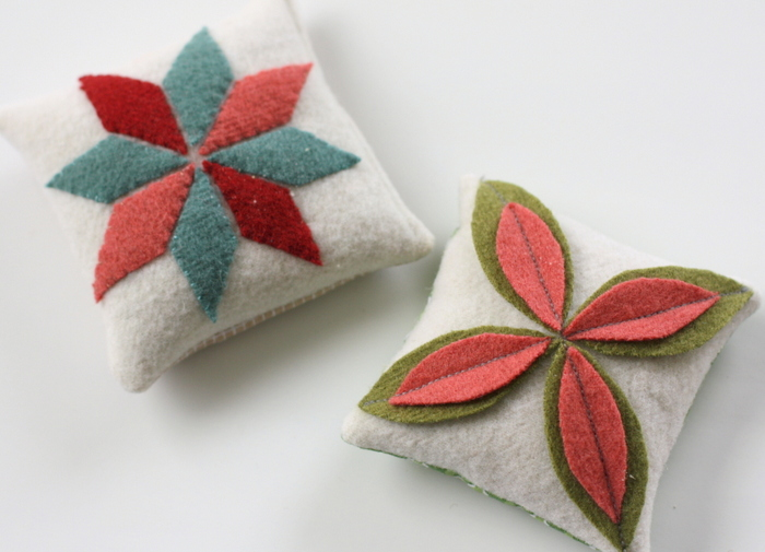 Diary of a Quilter Pincushions