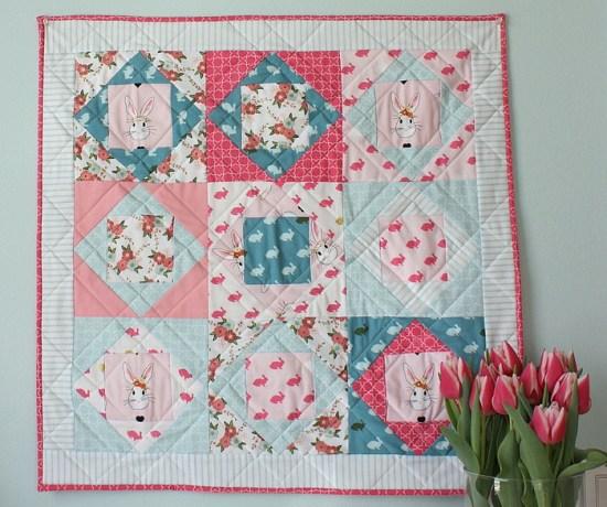Riley Blake Wonderland Quilt
