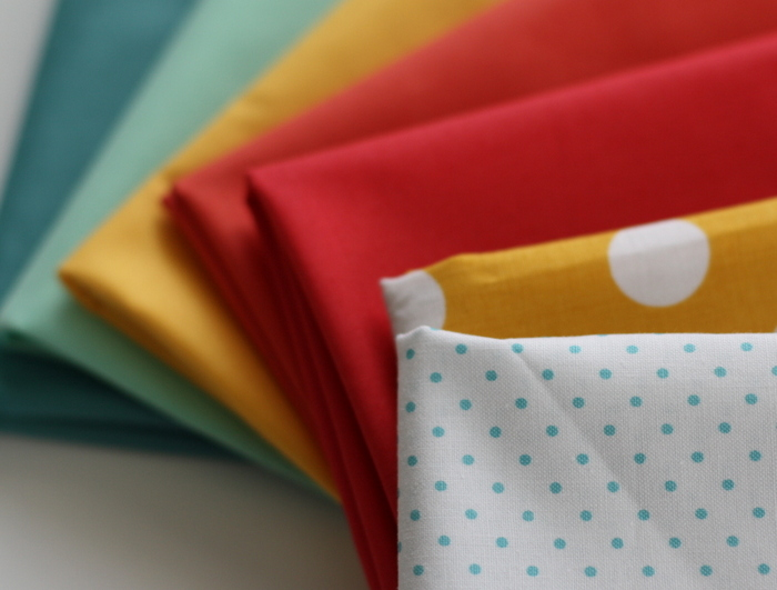 Riley Blake basics solids dots