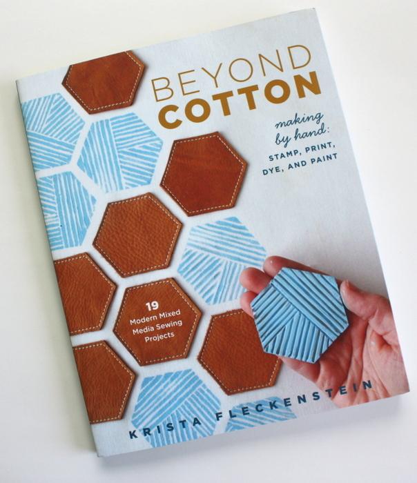 Beyond Cotton Book Krista Fleckenstein