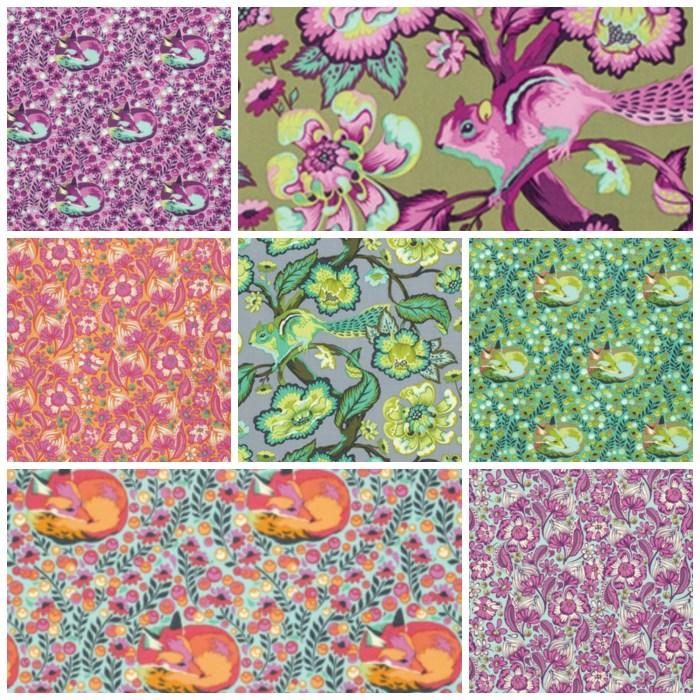 Tula Pink Chipper Fabric