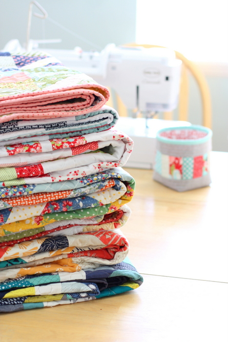 stack o quilts