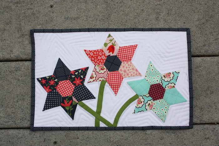 Posey Garden Fabric Riley Blake