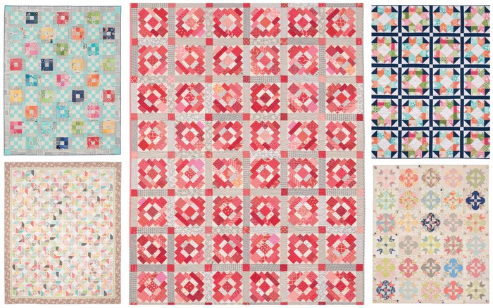 Scraps Made Simple Quilts