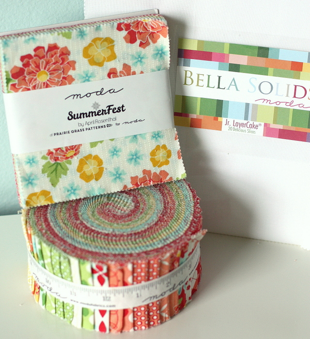 Summerfest April Rosenthal Moda giveaway