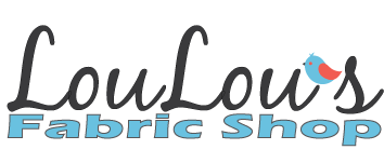 Lou Lou's online fabric shop
