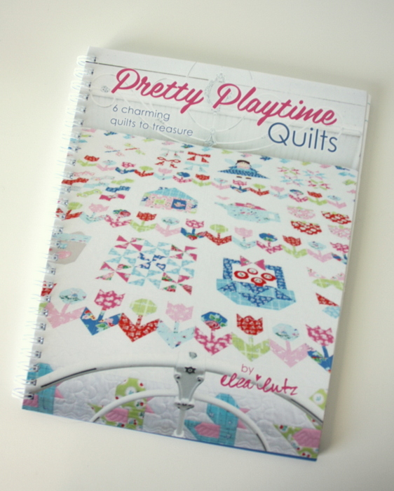 Pretty Playtime Quilts Elea Lutz