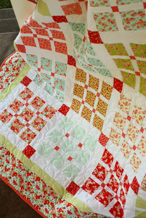 Quick Quilts Made With Precuts Impressive Basket Weave Quilt Pattern