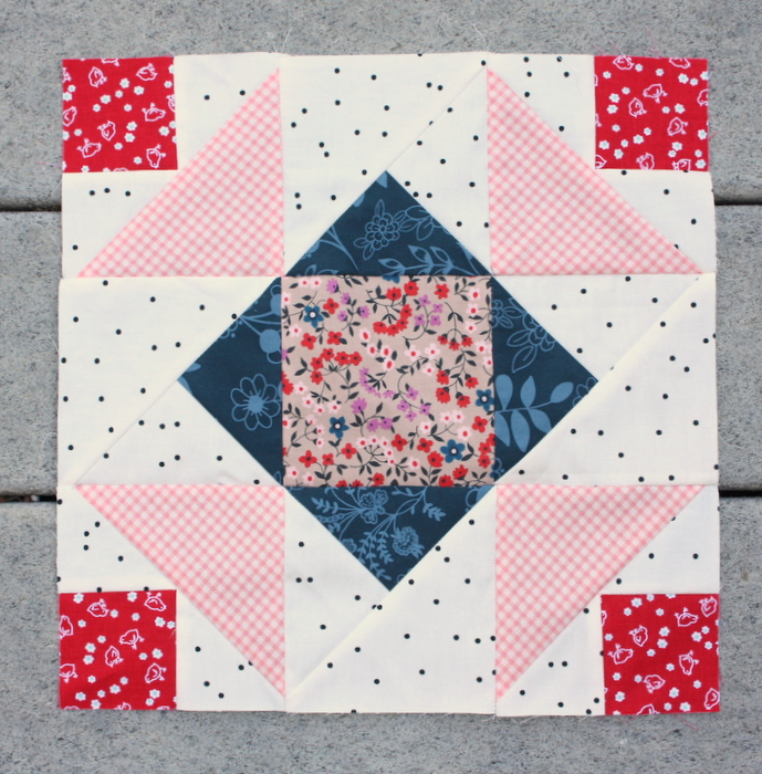 Summer Sampler - Corner Canyon block by Amy Smart
