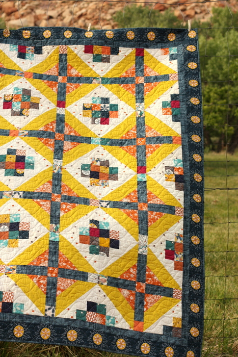 Art Gallery Fabrics Artisan Quilt Pattern