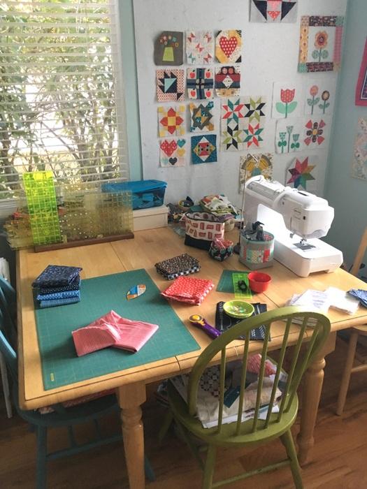 Sewing Machine summer