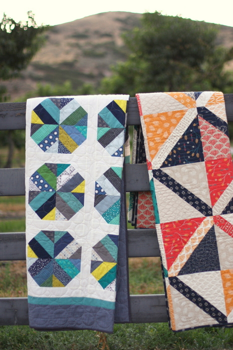 Precuts friendly quilt patterns by Amy Smart