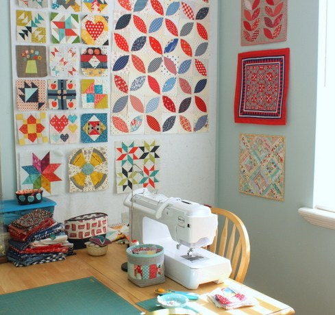 Design Wall options for Quilters