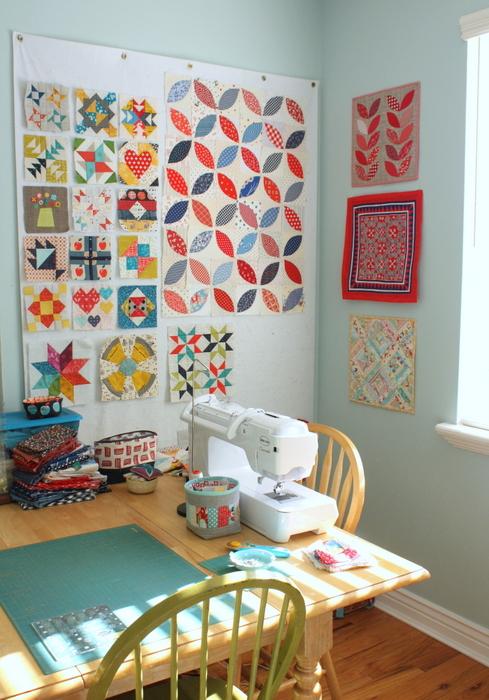 Amy Smart design wall