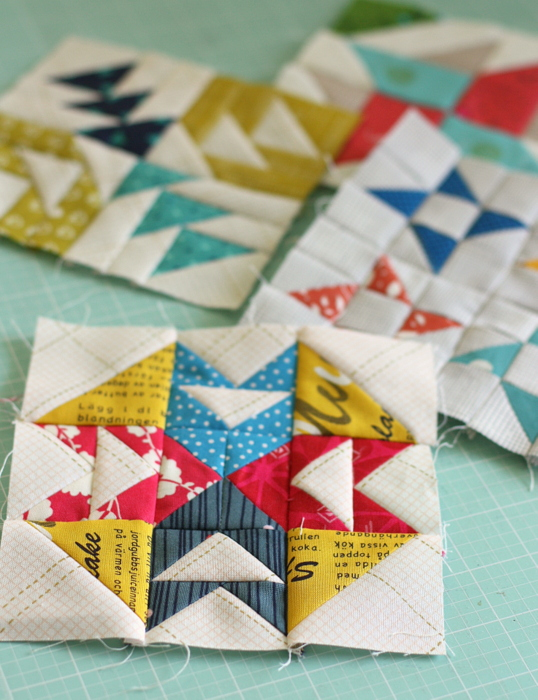 Splendid Sampler Block 50