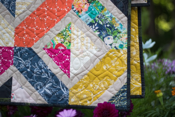 Loop d Loop quilting by Sew Shabby Quilting