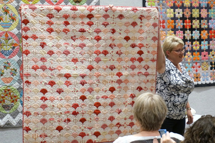 Quilt Show from Jen Kingwell and Sue Daley : sue daley quilt patterns - Adamdwight.com