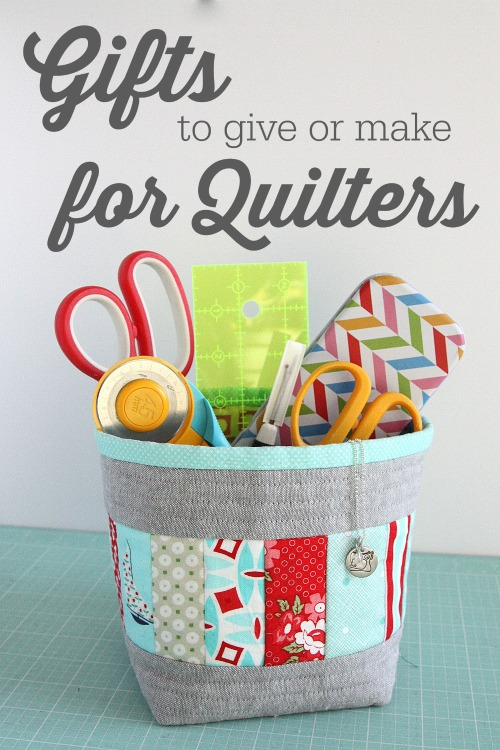 50 gifts to buy or make for quilters gifts to give or make for quilters negle Images