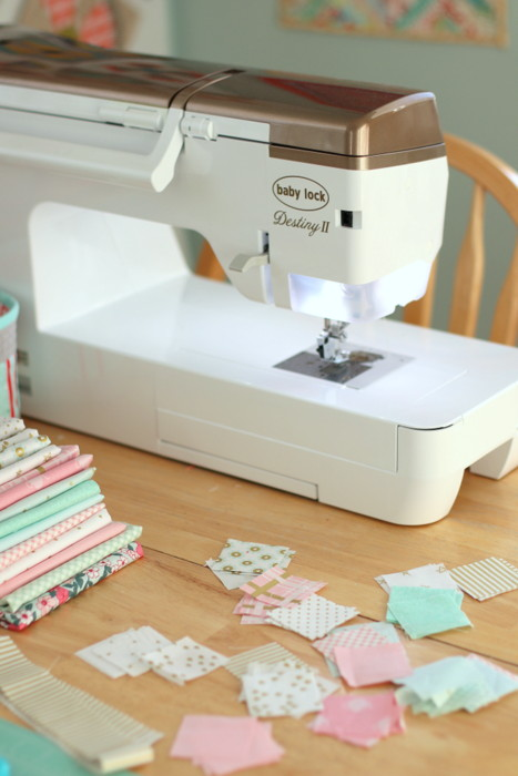 Baby Lock Destiny 2 sewing machine