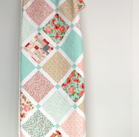 Lattice Quilt Pattern Amy Smart