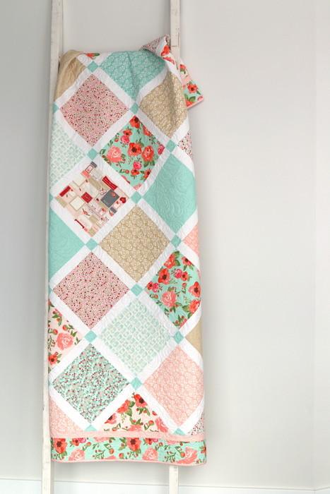 Lattice Quilt Pattern Amy Smart