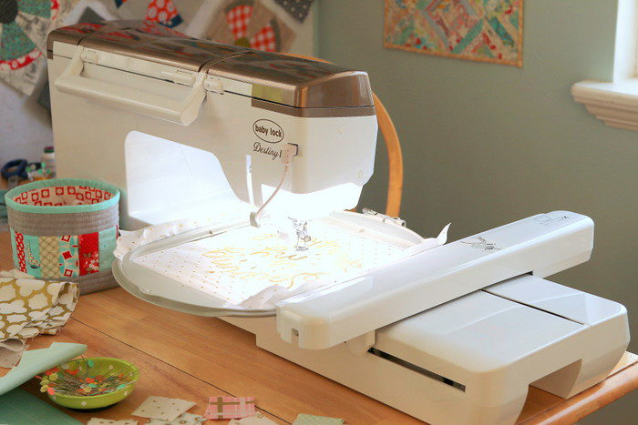 Introducing The Destiny 2 Sewing And Embroidery Machine
