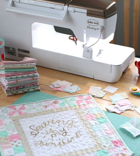 Love of Sewing Challenge