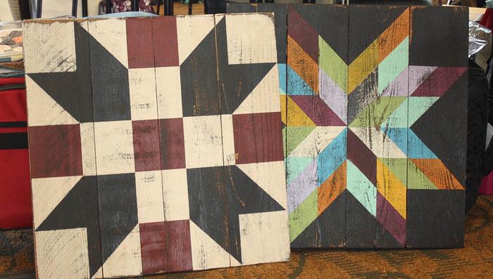 AQ Barn Quilts