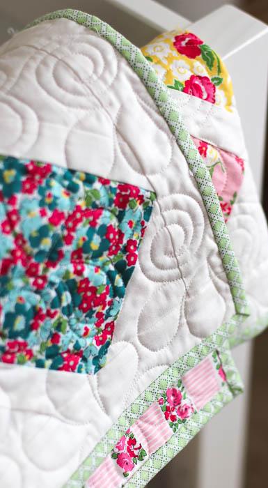 Wedding Dress Quilt 99 Amazing Binding Sew binding strips