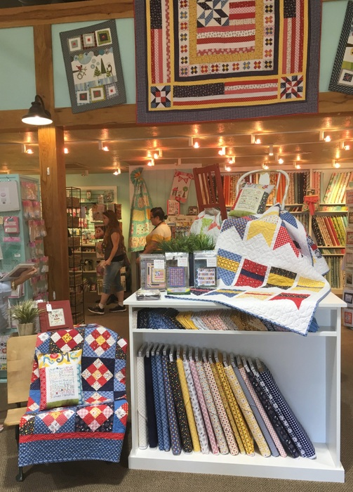 Summer Update - Diary of a Quilter - a quilt blog : quilt shops salt lake city - Adamdwight.com